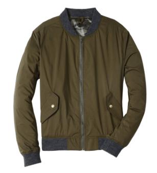 Bills Khakis Bomber jacket