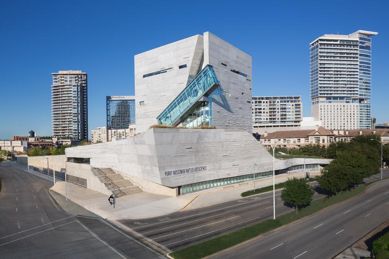 Perot Museum_Courtesy Perot Museum
