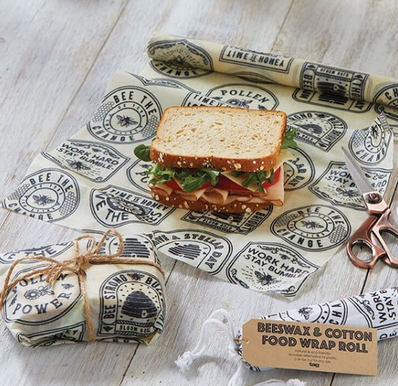 TAG_Beeswax food wraps