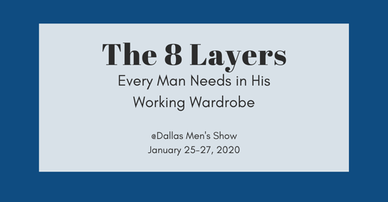 The 8 Layers Mens